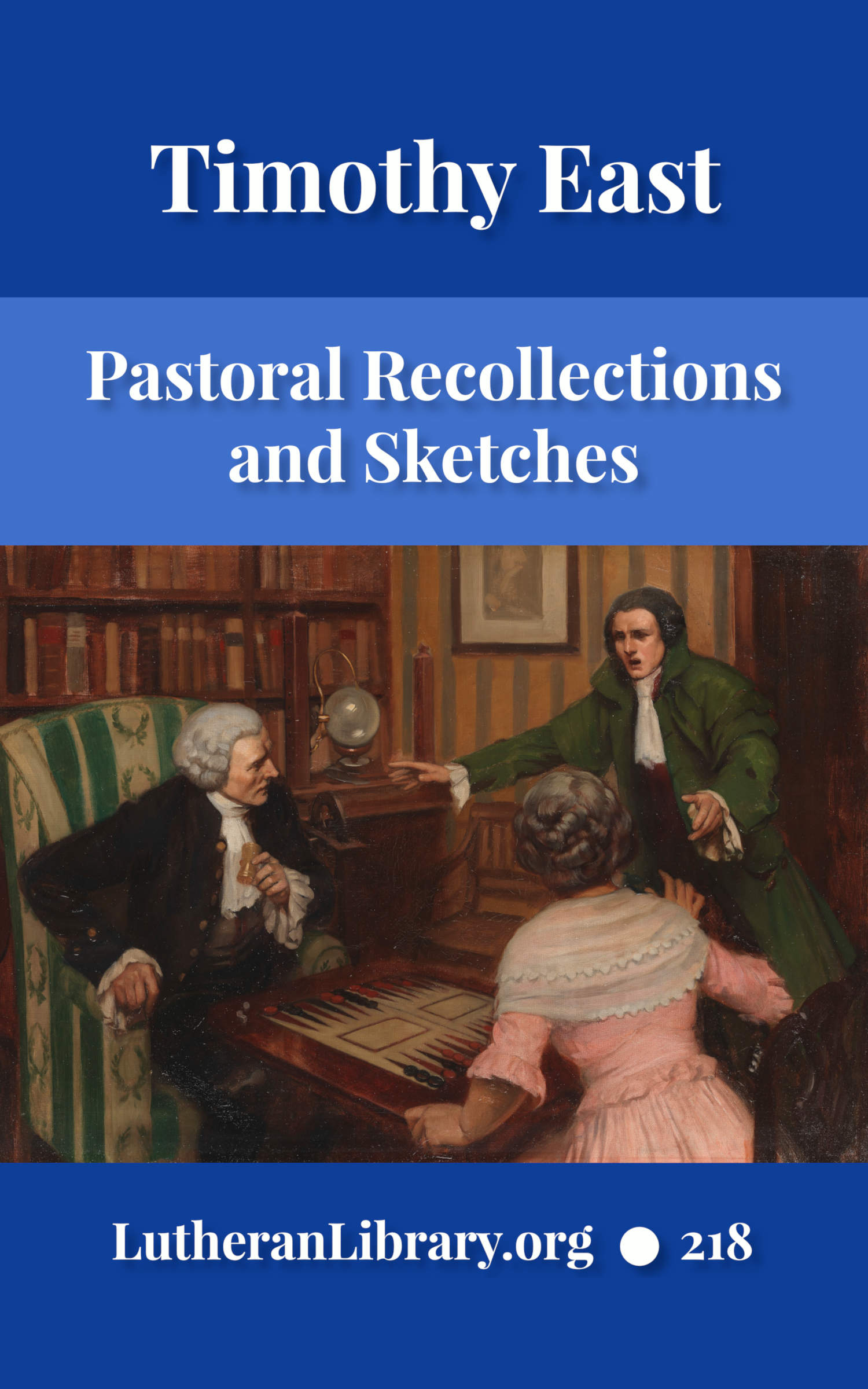 Pastoral Recollections and Sketches by Timothy East
